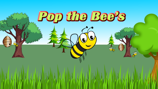 Pop The Bees
