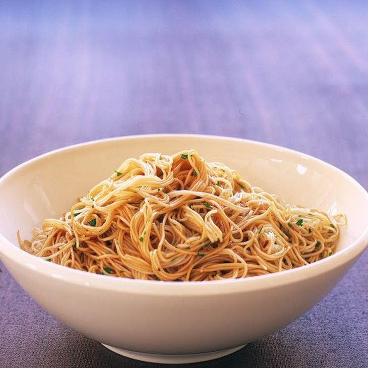 Chinese Noodles with Sesame Dressing Recipe