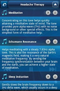 Brainwave Tuner Lite - screenshot thumbnail