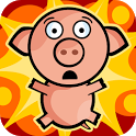 Crisp Bacon: Run Pig Run icon