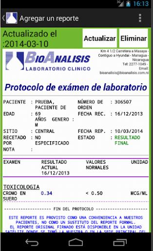 BioAnalisis - BioOnline