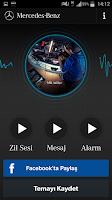 Screenshot of Mercedes-Benz Ses Teması