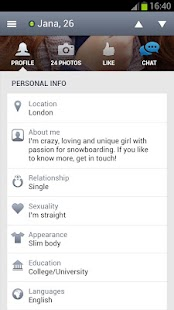 Blendr - Chat, Flirt & Meet - screenshot thumbnail
