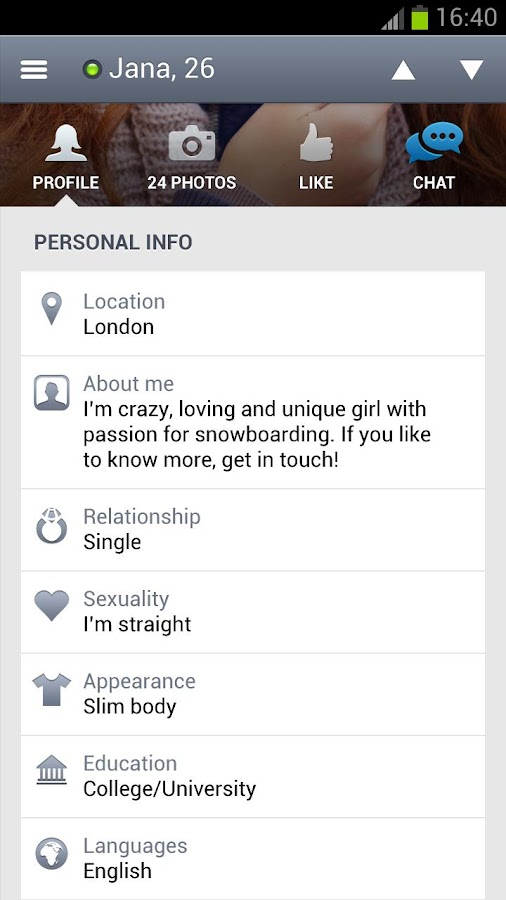 Blendr dating app for android