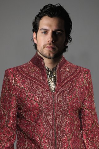 Indian Sherwani Suit