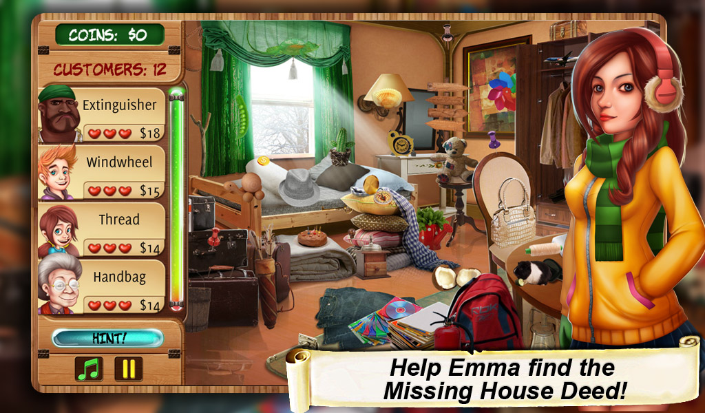 hidden object home makeover 2 - google play store revenue