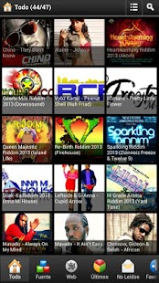 iNew Reggae Music - screenshot thumbnail