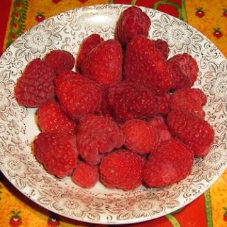 Chocolate Raspberry Soufflé.