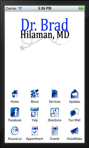 Dr. Brad Hilaman MD Southpor