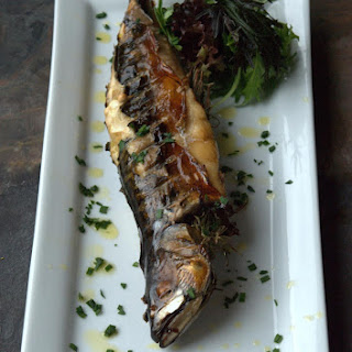 Whole Smoked Mackerel