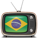 Brazil TV Free (160+ channels) icon