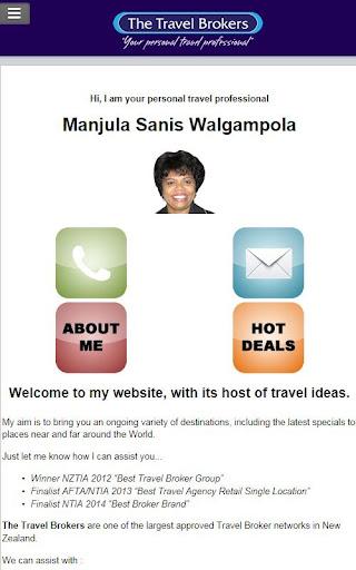 Manjula Sanis Walgampola