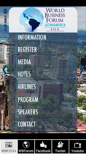 World Business Forum Guatemala