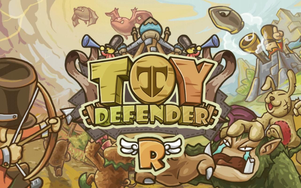 Toy Defender R- screenshot