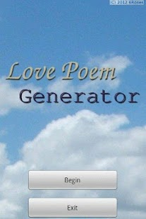 Love Poem Generator (Free)- screenshot thumbnail