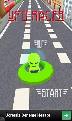 UFO Racer 3D