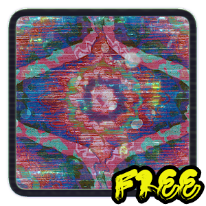 Oozing Stained Glass FREE apk
