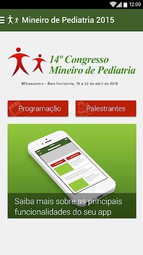 Mineiro de Pediatria 2015