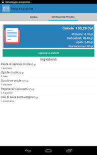 Diario Alimentare - screenshot thumbnail