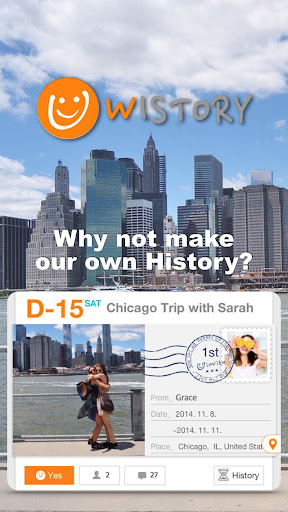 Wistory - Make your History