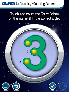 TouchMath T/C Patterns Pro- screenshot thumbnail