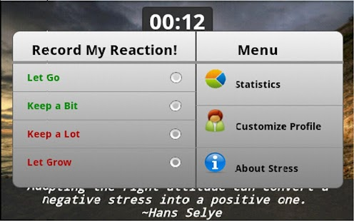 Let Go Stress- screenshot thumbnail