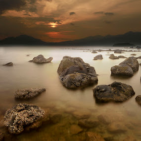 Milk sea by Hexsa Saputra - Landscapes Waterscapes ( flores, ntt, indonesia, beautifull )