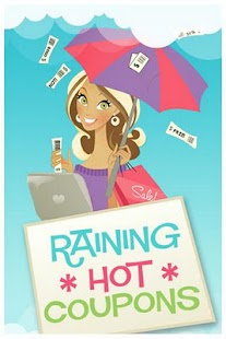Raining Hot Coupons - screenshot thumbnail