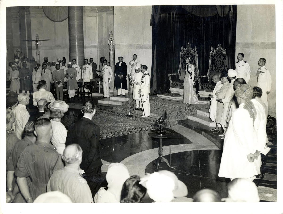 Independence Day Celebrations 1947 Nehru Memorial Museum And Library Google Arts Culture