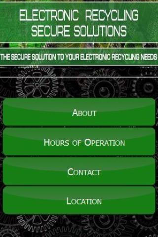 Electronic Recycling Co.
