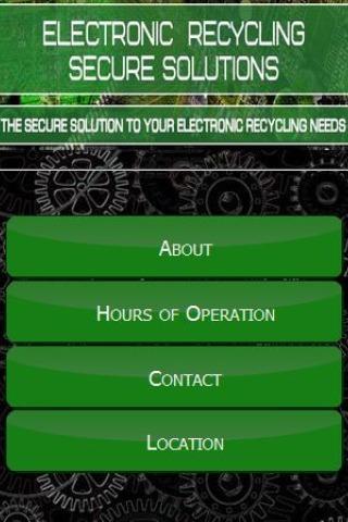 玩商業App|Electronic Recycling Co.免費|APP試玩