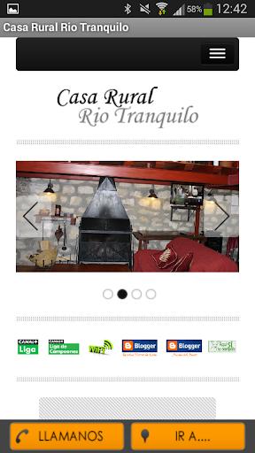 Casa Rural Rio Tranquilo