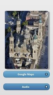 Zaragoza AudioGuia, España - screenshot thumbnail