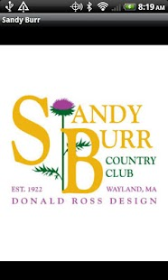 Sandy Burr Country Club, MA - screenshot thumbnail