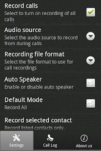 Instant Call Recorder - screenshot thumbnail