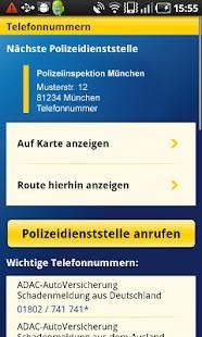 Adac Autoversicherung Schadenmeldung Online