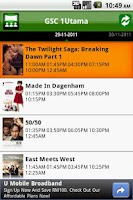 Screenshot of Cinema Showtimes - MY