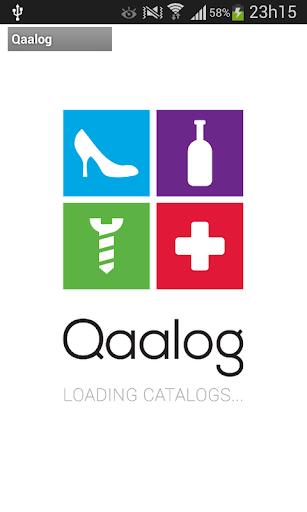 Qaalog - Catálogos Mobile