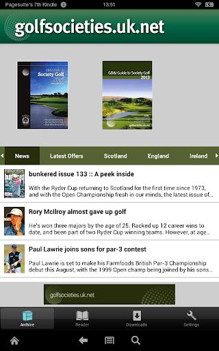 Golf Societies Guide