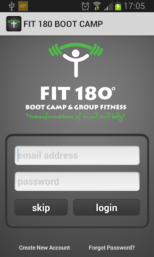 【免費健康App】FIT 180° BOOT CAMP-APP點子