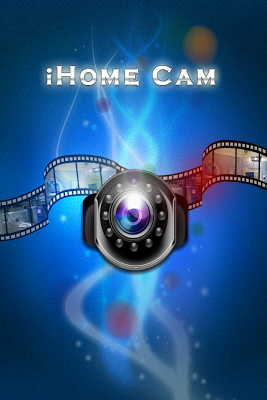 iHomeCam - screenshot