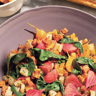 Potato and Autumn Vegetable Hash