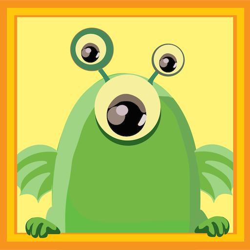 Monster Copter - Jelly Jump 休閒 App LOGO-APP試玩