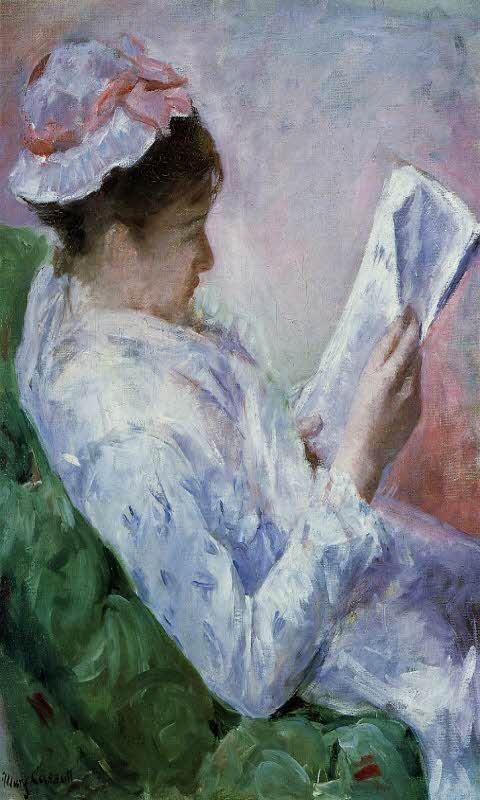 Gallery Mary Cassatt - screenshot