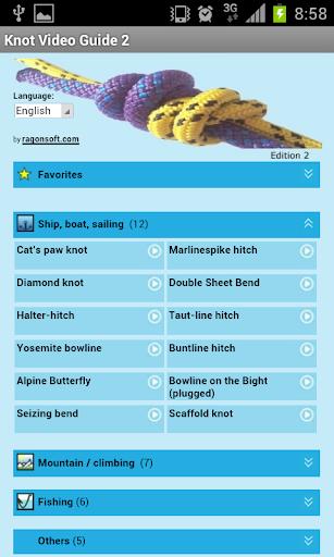 Download APK: Knots Video Guide 2 v6.8