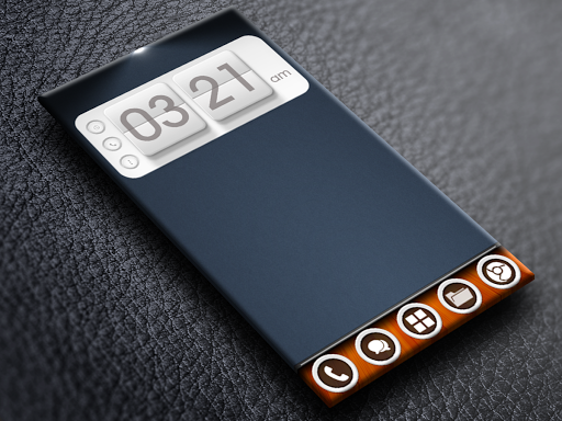 Live Wallpaper Flip Clock - DownloadAtoZ