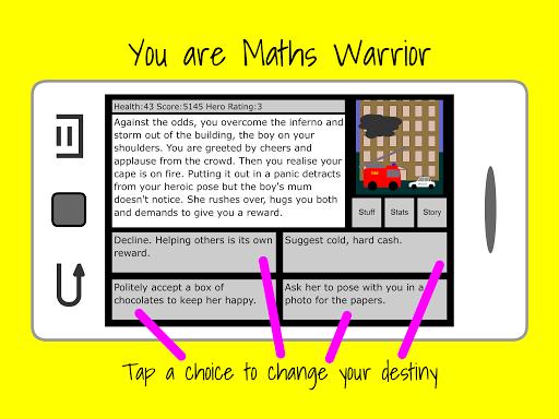 Maths Warrior 2.1 screenshots 8