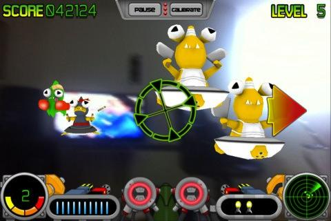 apptoyz Alien Attack - screenshot