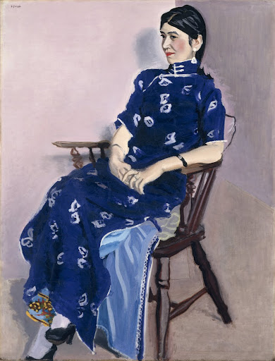 Portrait of Chin-Jung
