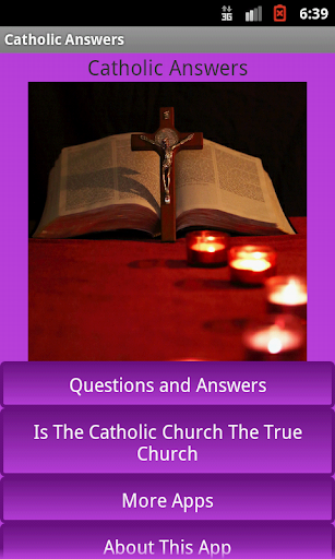 Catholic Answers Apologetics